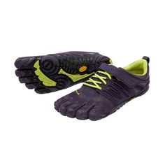 check out e1e07 6ad63 V-Train Womens Nightshade Safety Yellow Vibram Fivefingers, Minimalist  Shoes, Crossfit,