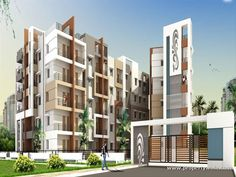 residential apartment exterior design - Google Search
