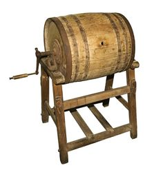 Butter churn - Wikipedia, the free encyclopedia