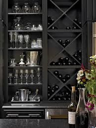 J - I like this kind of wine rack.  Was thinking wine fridge, but too expensive, and I only drink red which needs to be at room temperature.
