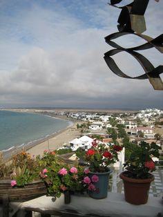 Playa de Ballenita - Ecuador HEY!!!! This really IS my home - I live in Ballenita Ecuador!!!!!