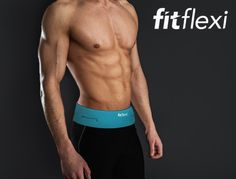 Flexibelt - Comfy Storage While You're Working Out! on THEACTIVE.COM.AU