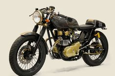 Yamaha XS650 Café Racer by Chappell Customs