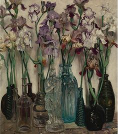 """heyelley: """" Frederick Judd Waugh (1861 -1940) was an American artist, primarily known as a marine artist. During World War I, he designed ship camouflage for the U.S. Navy, under the direction of..."""
