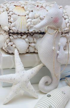 Vicky und Ricky: Sea gifts from Tilda