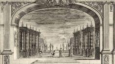 Le théâtre du Palais Royal sous le cardinal Richelieu, lieu éminemment politique pour un ministre dramaturge.