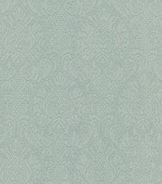 Waverly Upholstery Fabric-Holly Robin'S Egg