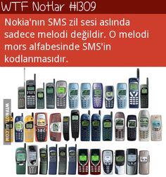 Nokia SMS zil sesi 1