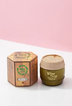 Holika Holika Wine Therapy Sleeping Mask | Forever 21 | #beautymark #lyoness