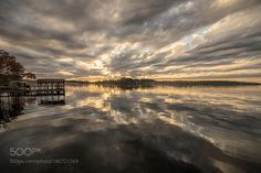 Silver Sunset by JamesTreadway via http://ift.tt/2gBql4J