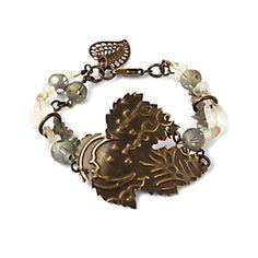 Roman Maple Bracelet by Wendy Mullane