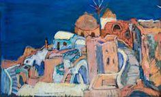Image result for santorini art Greek Islands, Santorini, Painters, Greece, Image, Art, Greek Isles, Greece Country, Art Background