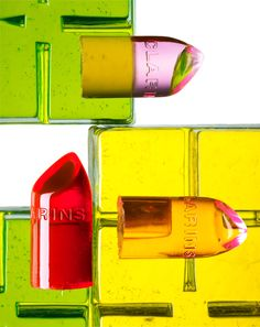 020 A Still Life Product Photographer Pedersen cosmetic beauty makeup lips lipstick bullet clarins jelly food sweet