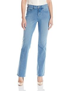 NYDJ Womens Billie Mini Boot Cut Jeans In Shape 360 Denim Pacoima 14 *** More info could be found at the image url. (Note:Amazon affiliate link)