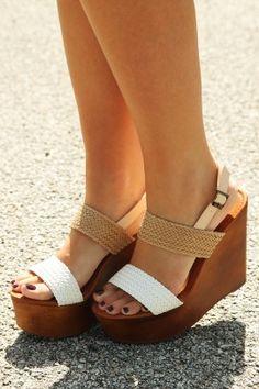 Wedges - Shoes - Hope's Boutique