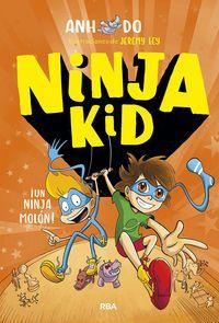 +8 Ninja Kid 4 - ¡un Ninja Molon!. Anh Do / Jeremy Ley. Elkar.eus Jeff Kinney, Suzanne Collins, Last Ninja, Hunger Games Novel, Australian Authors, Kids Book Series, New Inventions, Superhero Movies