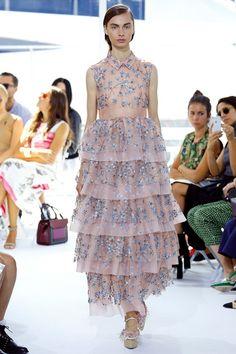 Sfilata Delpozo New York - Collezioni Primavera Estate 2016 - Vogue