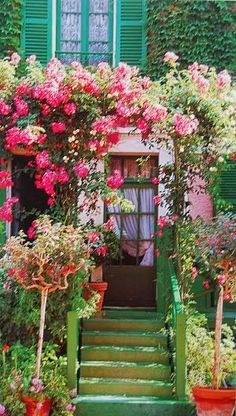 Monets home, Giverny