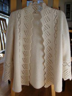 Белое кружево дверь нагрудные свитер - значит дождь Сюань - дань маме