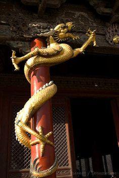 Shenyang, dragon