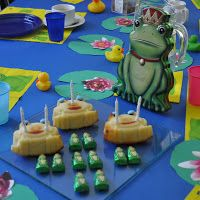 Frog Party for Kids