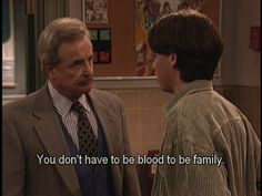 """Family can be anyone: 