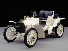 Mercedes Simplex 40 PS Rennwagen '1902–10