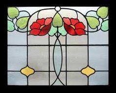 Resultado de imagen para lisa simpson stained glass