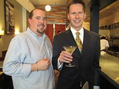 Who has the best martinis in Knoxville? Check The Blue Streak!