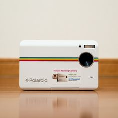 Polaroid Z2300 *¬* Adding to my list of cameras I want, but will probably never own....