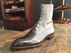 Balmoral Boot, Novecento line.