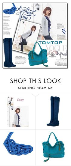 """""""TomTop"""" by janee-oss ❤ liked on Polyvore featuring Bottega Veneta"""