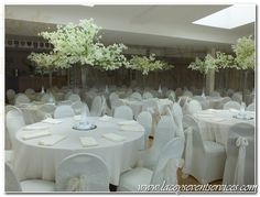 Wedding centerpiece hire including set up in essex london kent and wedding centerpiece hire including set up in essex london kent and hertfordshire laceys event services essex wedding flowers decoration hire drapes junglespirit Gallery