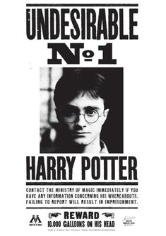 Undesirable_No._1_Harry_Potter_poster_01