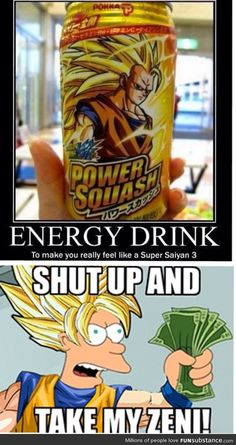 Dragon Ball Z -- Hahaha! Thats Awesome!