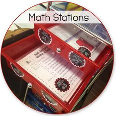 Are you ready to implement Guided Math and Math Stations into your math instruction? If so, check out this post for some tips, organization ideas, and freebies! A Back-to-School pin round up for teachers! #newteachers #backtoschool