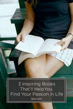 Books to Inspire! www.levo.com