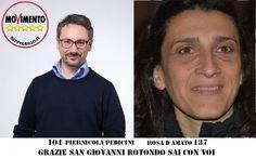 Faccio i miei complimenti ora vado in #europa tanti auguri europarlamentari Rosa D'Amato Piernicola Pedicini
