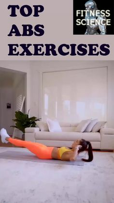 Ab Workouts At Home For Women Lose Belly - Abs workout for women its important if you want to lose belly It is so easy because you can do it ab - Ab Workout For Women At Home, Workout Videos For Women, Gym Workout Videos, Gym Workout For Beginners, Abs Workout Routines, Fitness Workout For Women, Ab Workout At Home, Body Fitness, Back Exercises For Women