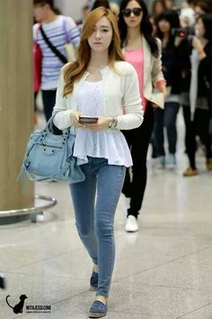 1000 Ideas About Jessica Jung Style On Pinterest