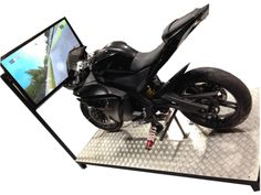Motorbike Simulator | www.contrabandevents.com