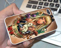 Alice in Wonderland cartoon iphone 55s5c iphone 4s4s by love4case, $14.34