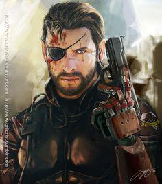 MGSV | Venom Snake