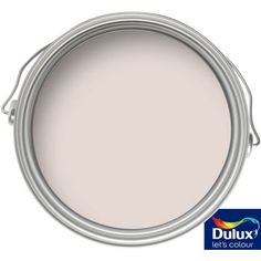 Dulux Almost Oyster - Silk Emulsion Paint - 5L