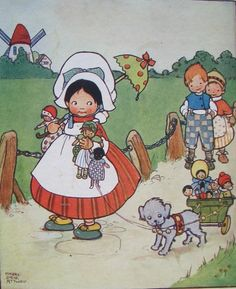 Mabel Lucie Attwell Baby's book