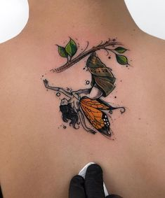 80+ Artistic Tattoos by Robson Carvalho from Sao Paulo - TheTatt