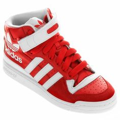 Acabei de visitar o produto Tênis Adidas Forum RS XL Mid