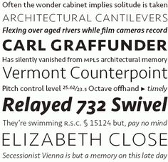 80 Beautiful Typefaces For Professional Design | Smashing Magazine - 32. Seravek
