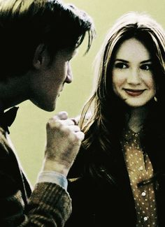 The Doctor & Amelia Pond