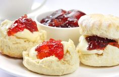 Scones basisrecept